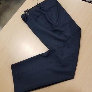 Blue dress pants